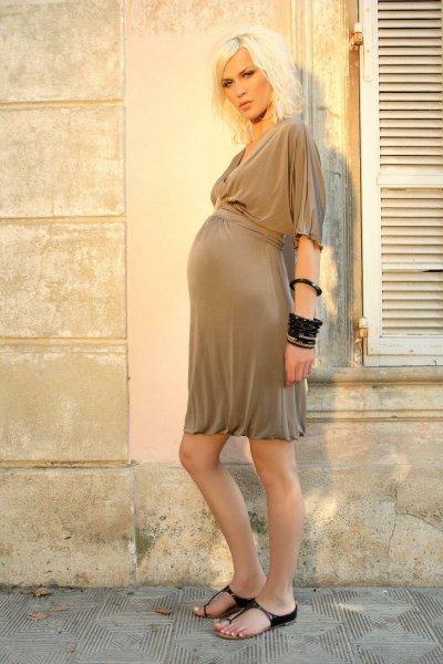 Attesa Maternity Dress Kleid